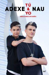 Adexe y Nau presentan su primer libro
